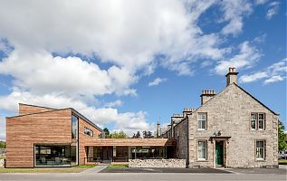 Cairngorms National Park Authority HQ