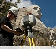 The GSA team are world leaders in the field of laser scanning