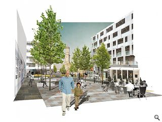 Aberdeen concentrates on Queen Street in city centre densification drive