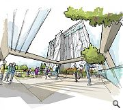 Residents will benefit from access to a new roof garden