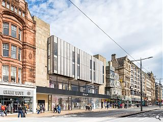 Princes Street Premier Inn to provide rooms with a view
