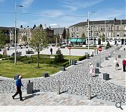 Colquhoun Square will serve as the 'civic heart' of Helensburgh