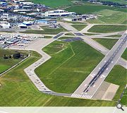 The first Aberdeen Airport masterplan was published in 2006