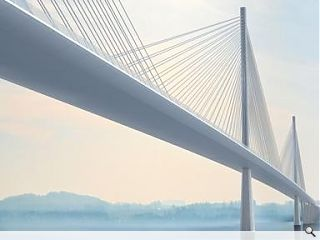 Two consortia vie for Forth bridge contract