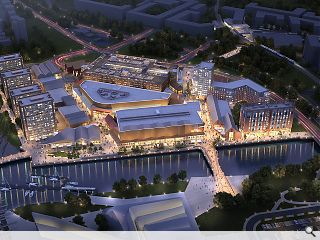 Glasgow Harbour shopping mecca given the go-ahead