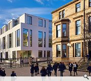 Saunders Centre, Science & Technology Building, Glasgow, Page \ Park Architects