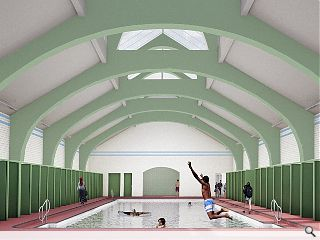 Contractor sought for Govanhill Pool after £2.15m grant funding secured