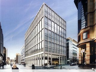 Speculative Glasgow office block goes in for planning