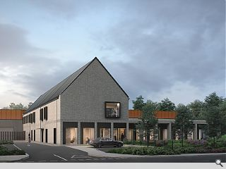 Foresterhill mortuary tweaked following design review
