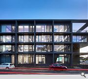 Tollcross Housing Association Offices, Glasgow (£2.92 m) Elder and Cannon Architects for Tollcross Housing Association