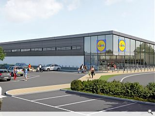 Lidl growth spurt to add eight new stores