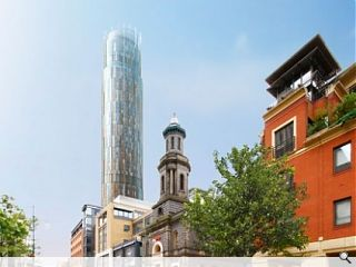 Birmingham towers over regional rivals