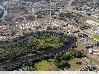Commonwealth Games Athletes Village builds up a head of steam