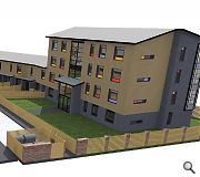 Each home has been designed to meet the  the Scottish Government's silver energy efficiency standard