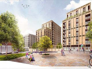 £200m build to rent scheme to rejuvenate Glasgow's High Street