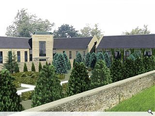 Craigcrook Castle care home scheme hits planning
