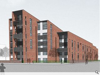 Laurieston phase two goes in for planning