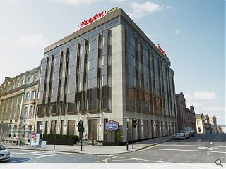 Hampton by Hilton to open first Glasgow hotel