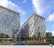 Broadway Malyan promise a modern design to fit in with recent developments