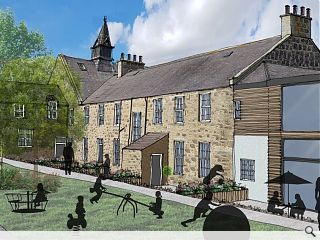 31 homes approved for B-listed Buchan Hospital