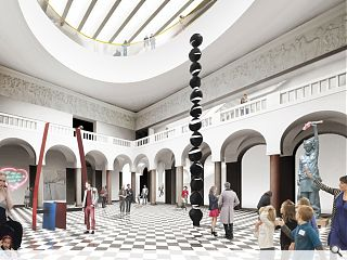 Aberdeen Art Gallery secures lottery backing
