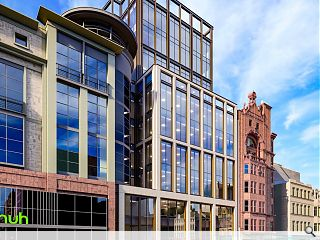 Buchanan Galleries air rights expansion back in contention