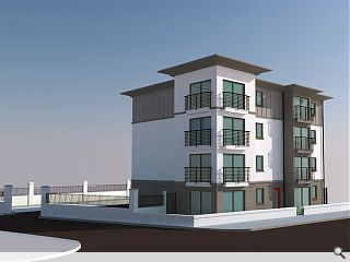 New flats on the cards for Aberdeen seafront
