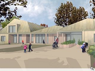 'Free play' Edinburgh nursery set for summer completion