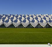 Oriam - Reiach and Hall Architect  ©Reiach and Hall Architects