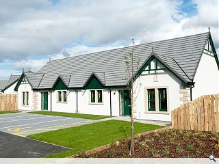 Veterans housing completes in Carnoustie & Inverness