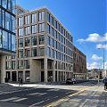 New Fountainbridge office block rounds off phase one build