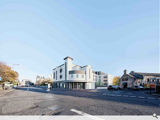 Permission sought for Leith cinema residential development