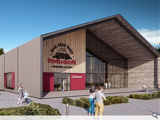 Innis & Gunn kicks announce £3m brewery build