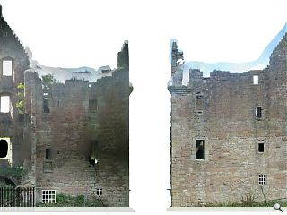 Vital repairs to secure 17th century Cambuslang castle