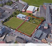 Land sale proceeds will be reibvested by the club