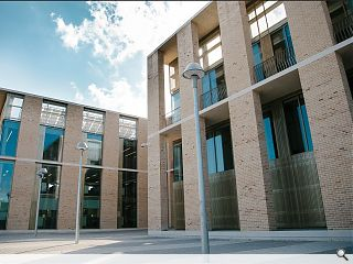 Scottish Water's Stepps HQ is formally unveiled