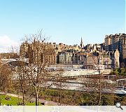 The sensitive site lies in the heart of Edinburgh's Old Town