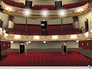 Austin-Smith:Lord to lead refurbishment of Ayr's Rococo-style Gaiety Theatre