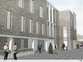 Work gets underway at £17m Gorbals Health Centre