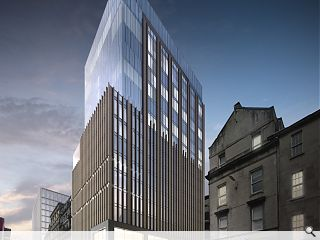 West Nile Street hotel given the nod by Glasgow planners