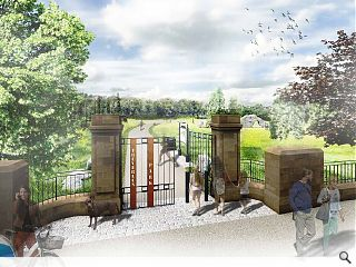 Edinburgh to benefit from new city park