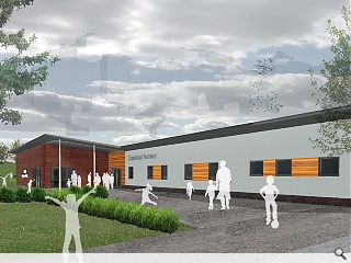 Fife Council lodge plans for £4.5m Kirkcaldy Primary School extension