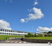 Duns Primary opened its doors for the first time on 16 August