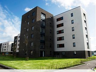 Phase one of Edinburgh's Varcity North completes