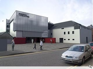 Murphy submits Perth Theatre plans