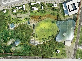 Aberdeen City Gardens team win Moscow park commission