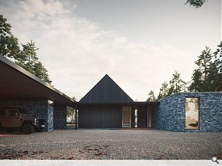 Deceptively understated home to join exclusive King's Cairn development