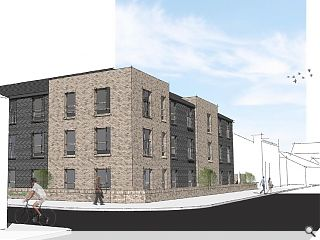 Urban sheltered housing scheme planned for Largs