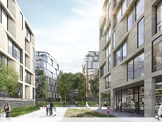 RBS outline residential-led Fettes Campus overhaul