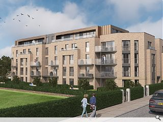 Kelvin properties strike gold with £10m Shawlands apartments plan